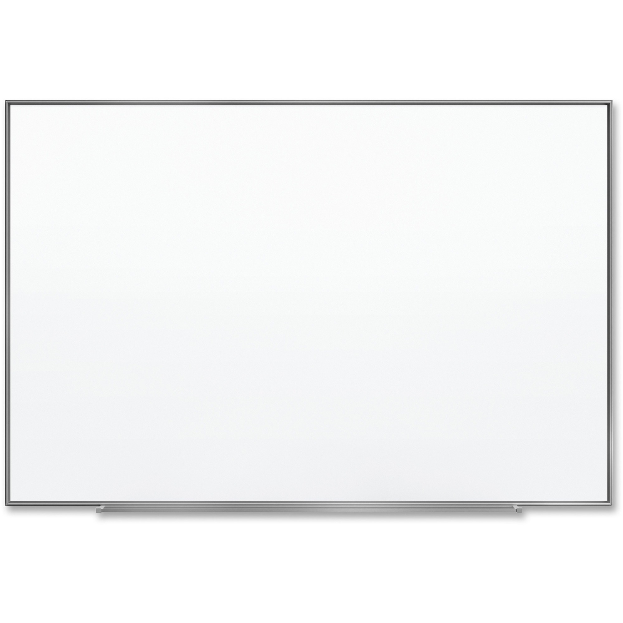 Acco Brands Corporation Quartet® Fusion Nano-clean Magnetic Whiteboard - 36 (3 Ft) Width X 24 (2 Ft) Height - White Surface - Silver Aluminum Frame - Horizontal/vertical - 1 Each