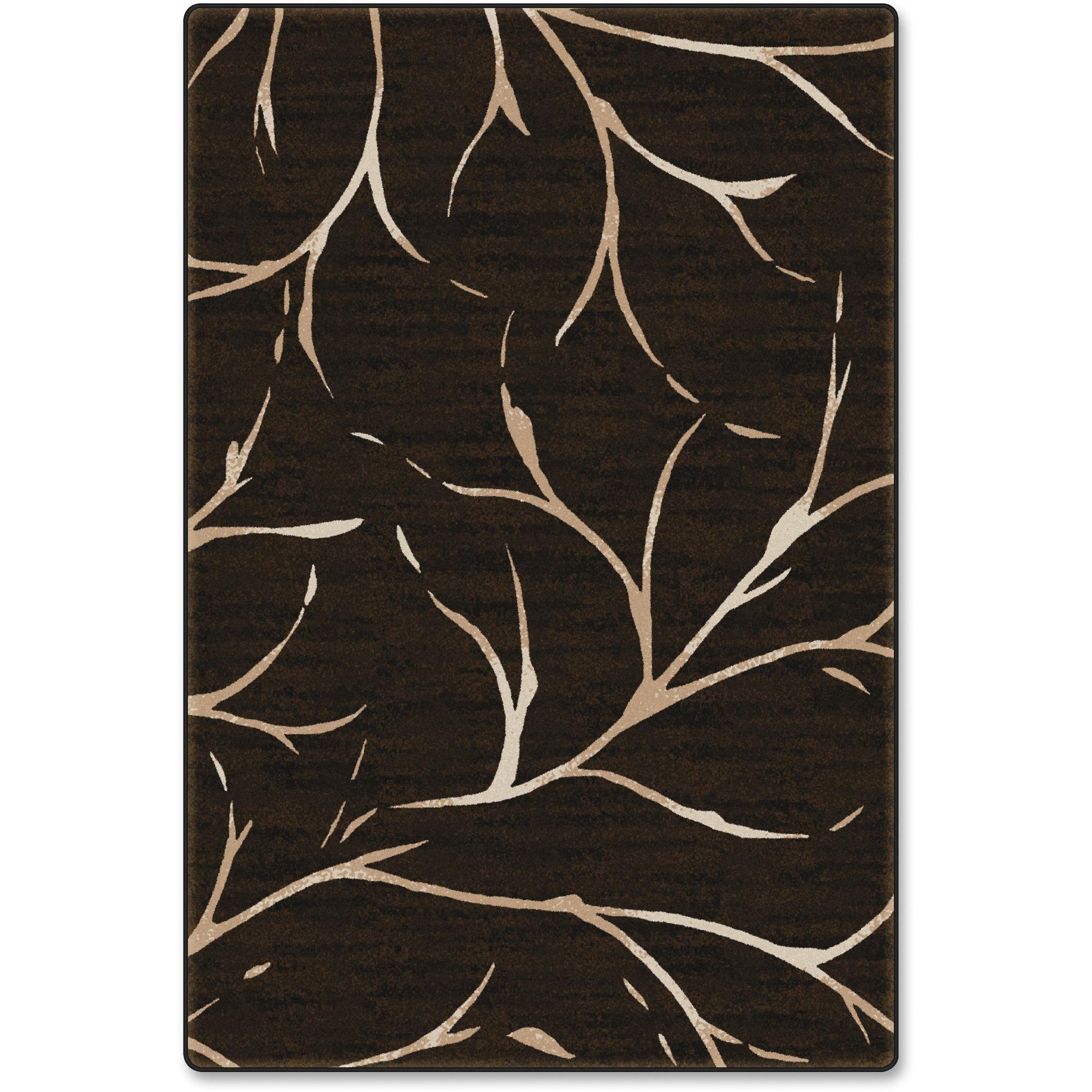 Flagship Carpets Dark Choc Moreland Design Rug