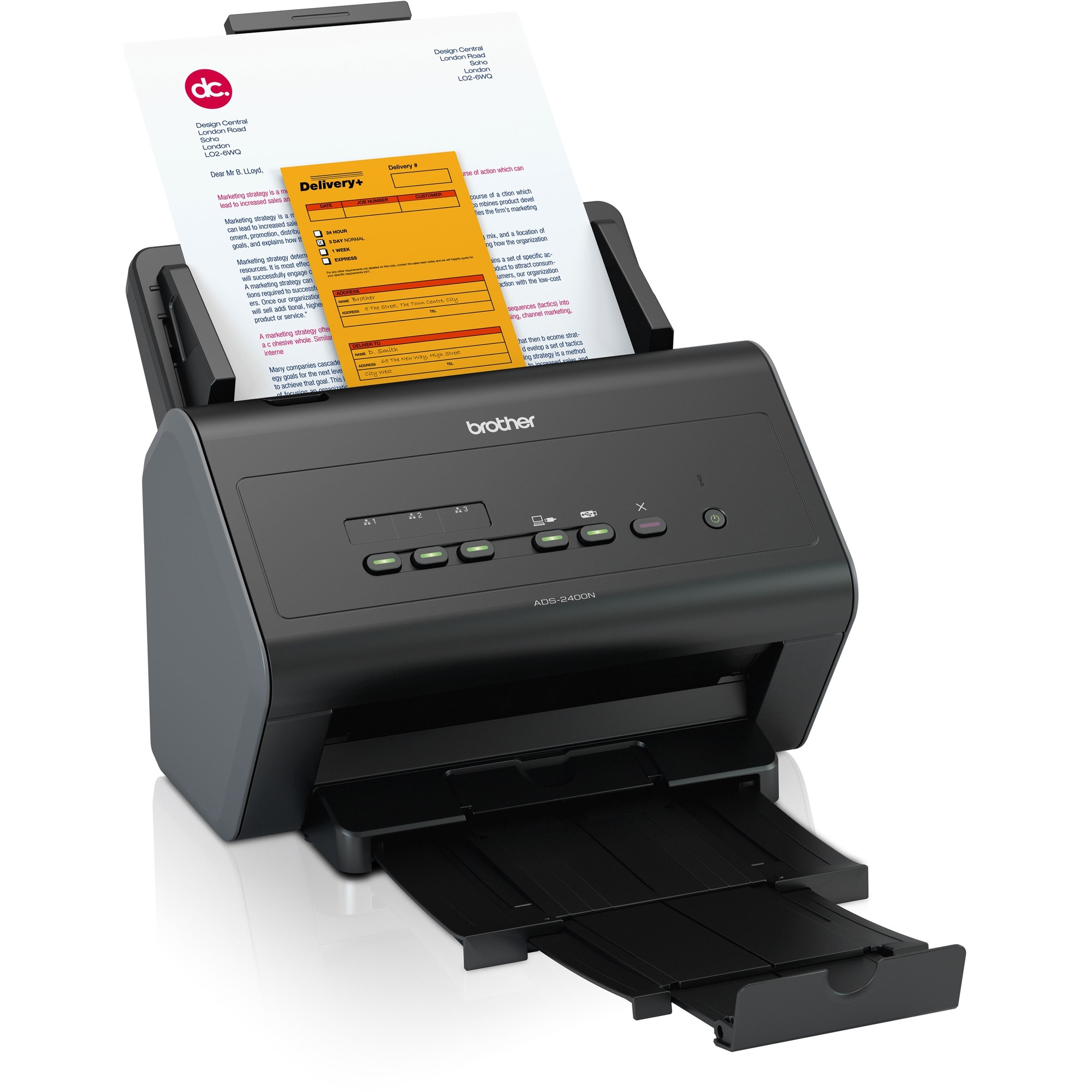brother ads 2000 scanner manual