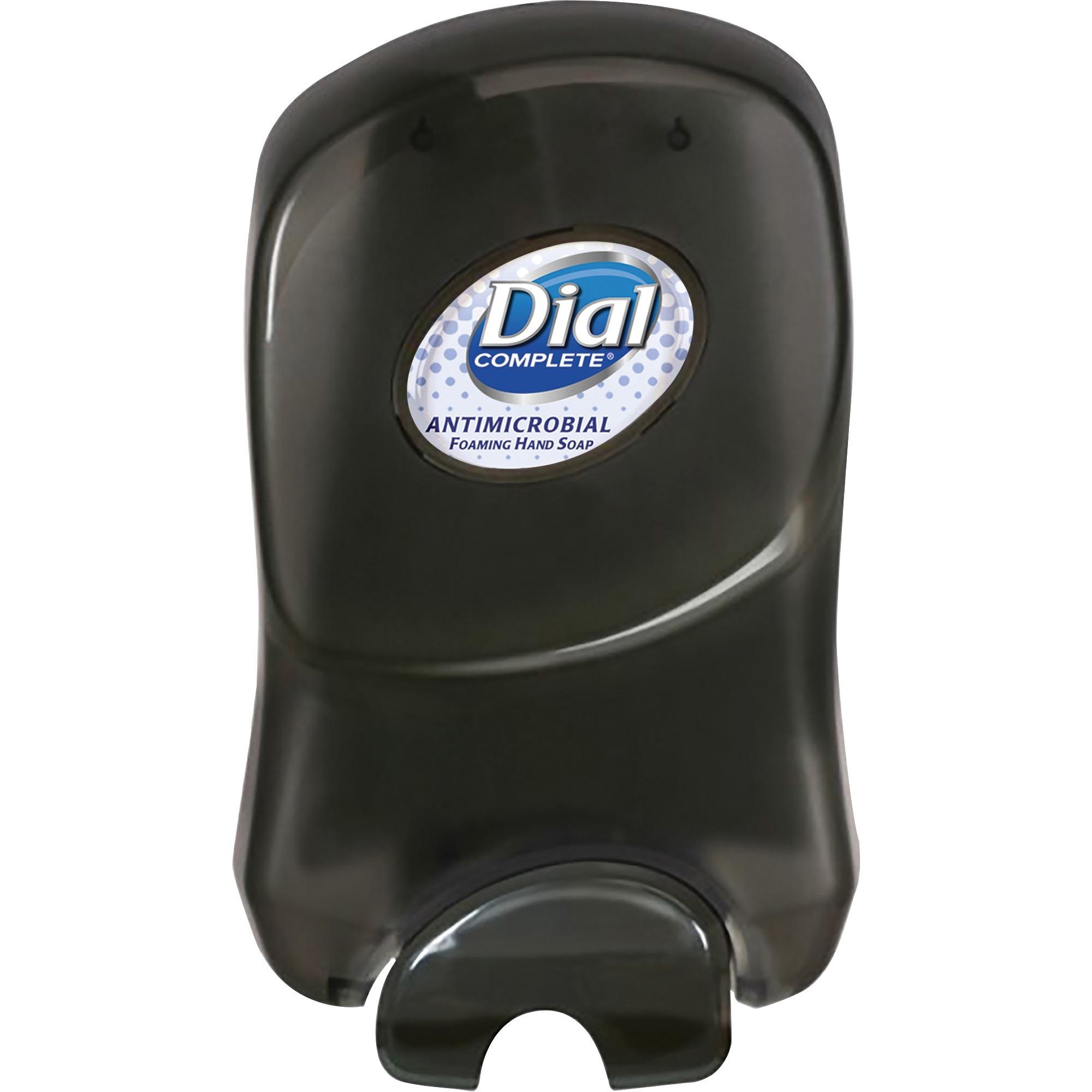 Dial Duo Manual Soap Dispenser