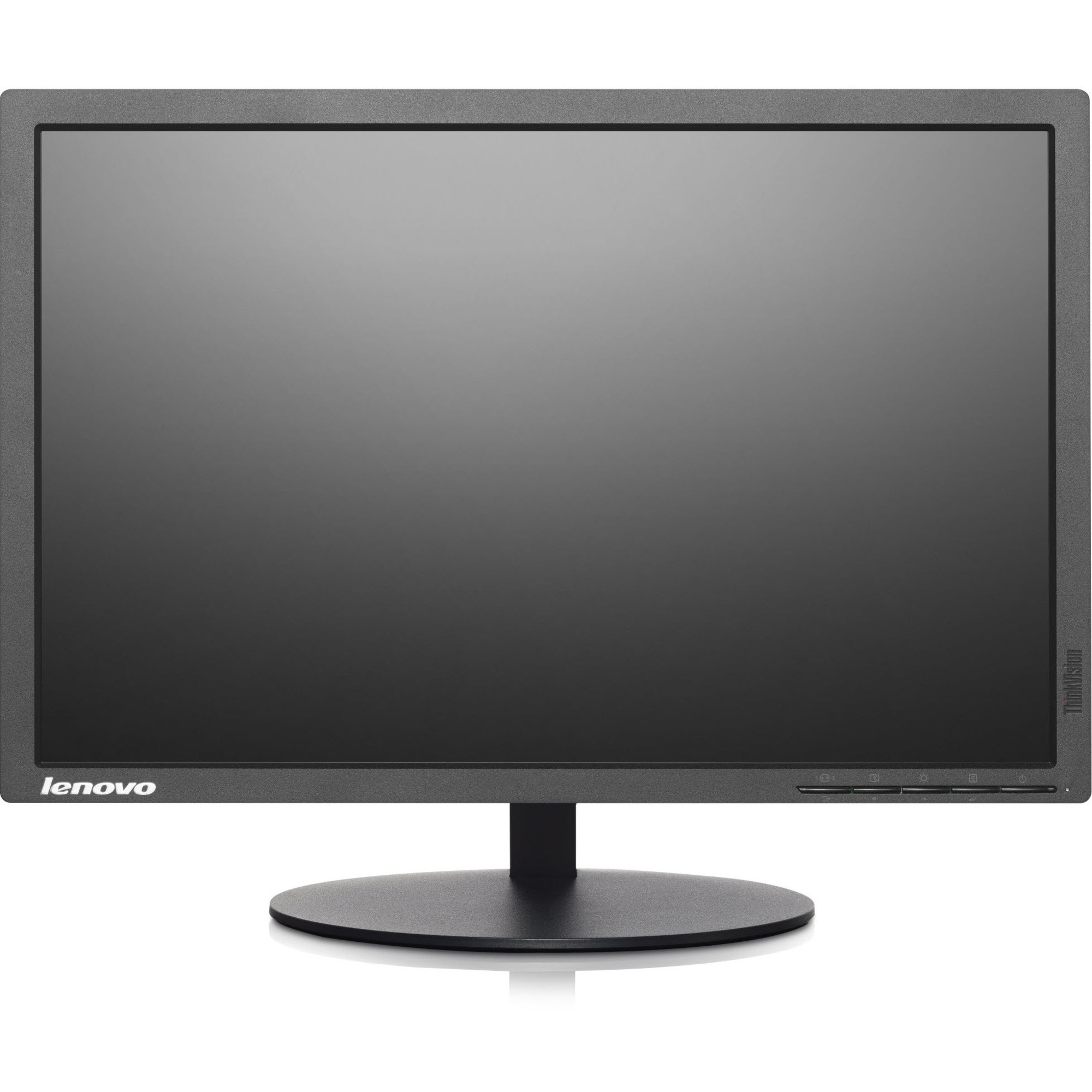 "Lenovo ThinkVision T2054p 19.5"" WXGA+ LED LCD Monitor - 16:10 - Raven Black_subImage_1"