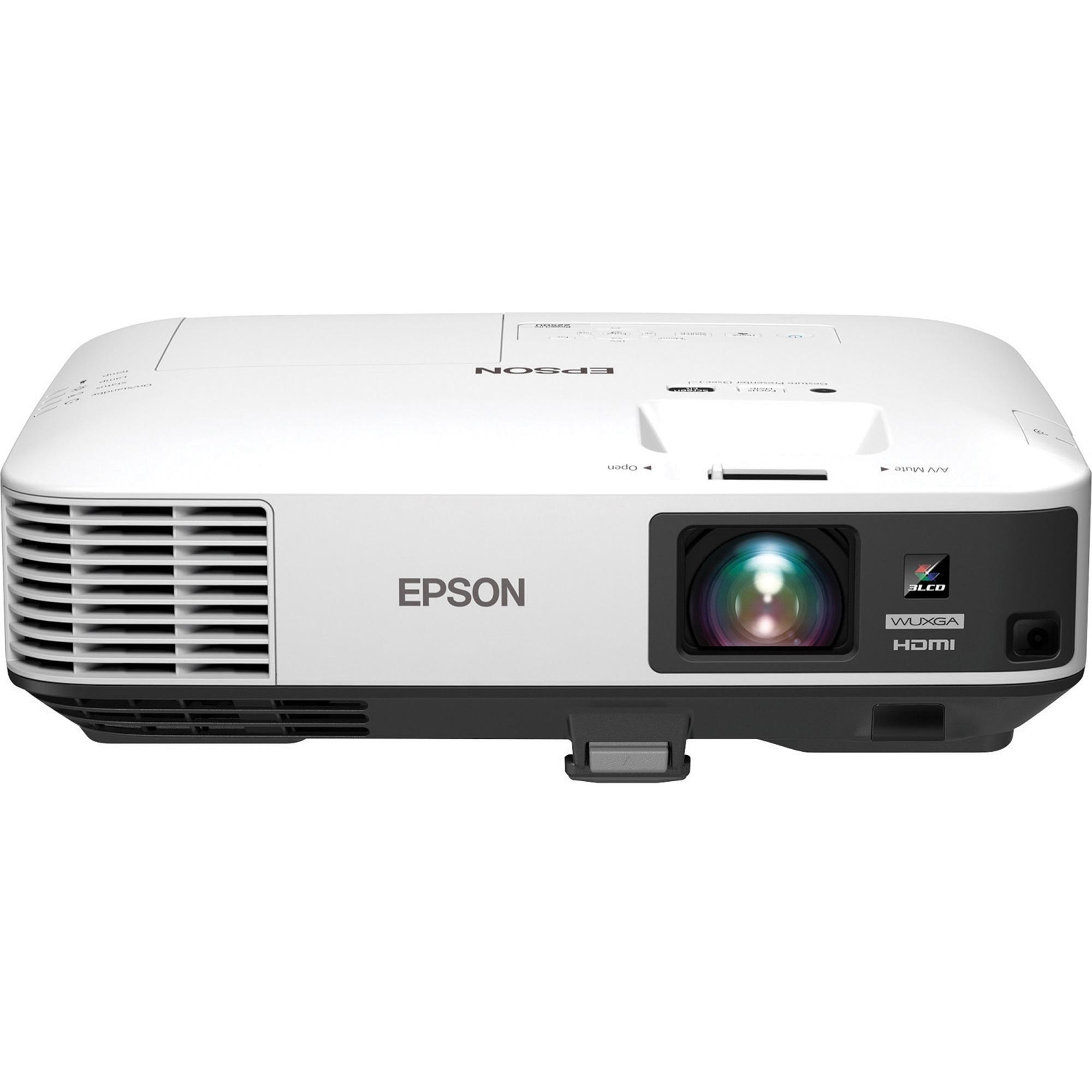 Epson PowerLite 2250U LCD Projector - 16:10_subImage_1