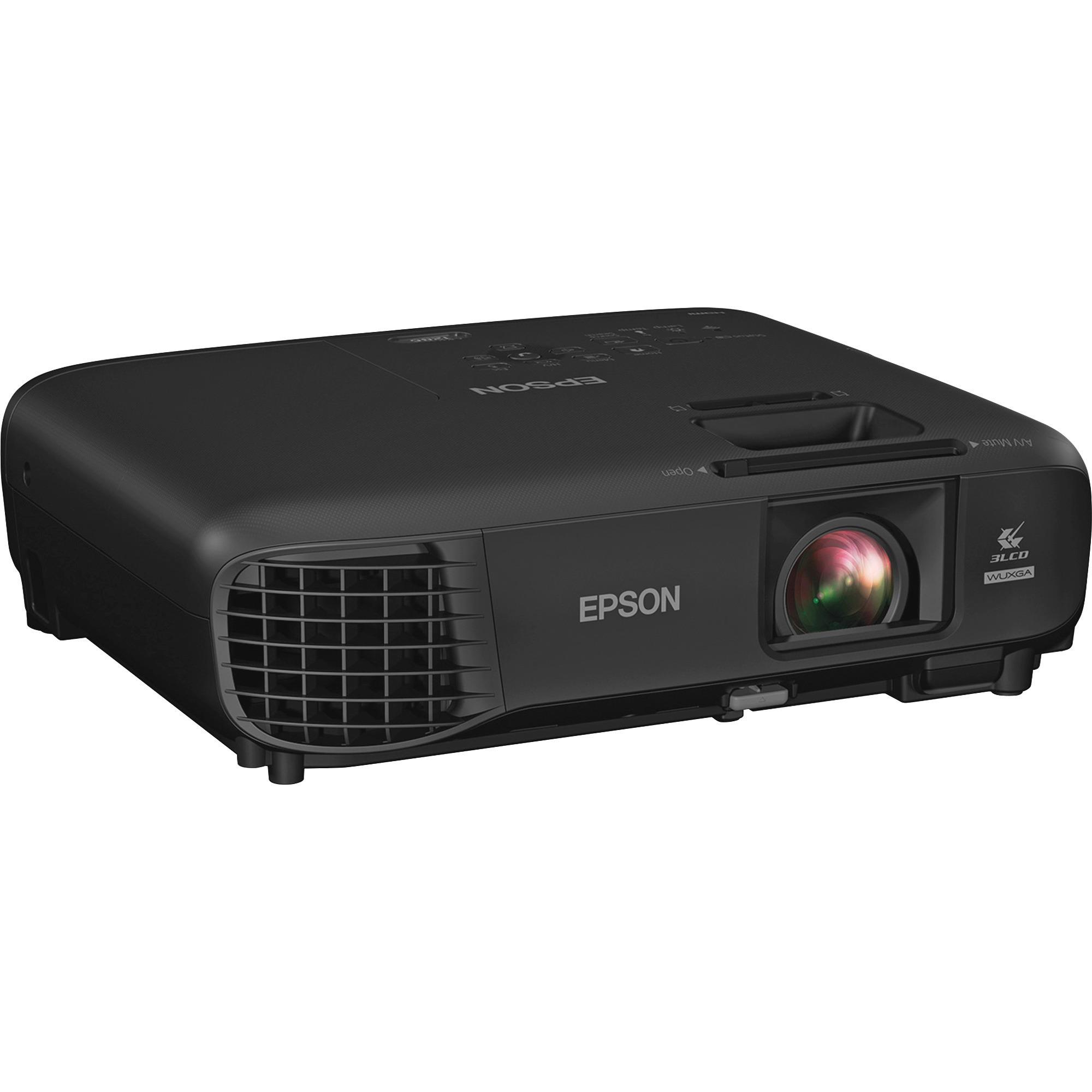 Epson PowerLite 1286 LCD Projector - 16:10_subImage_1