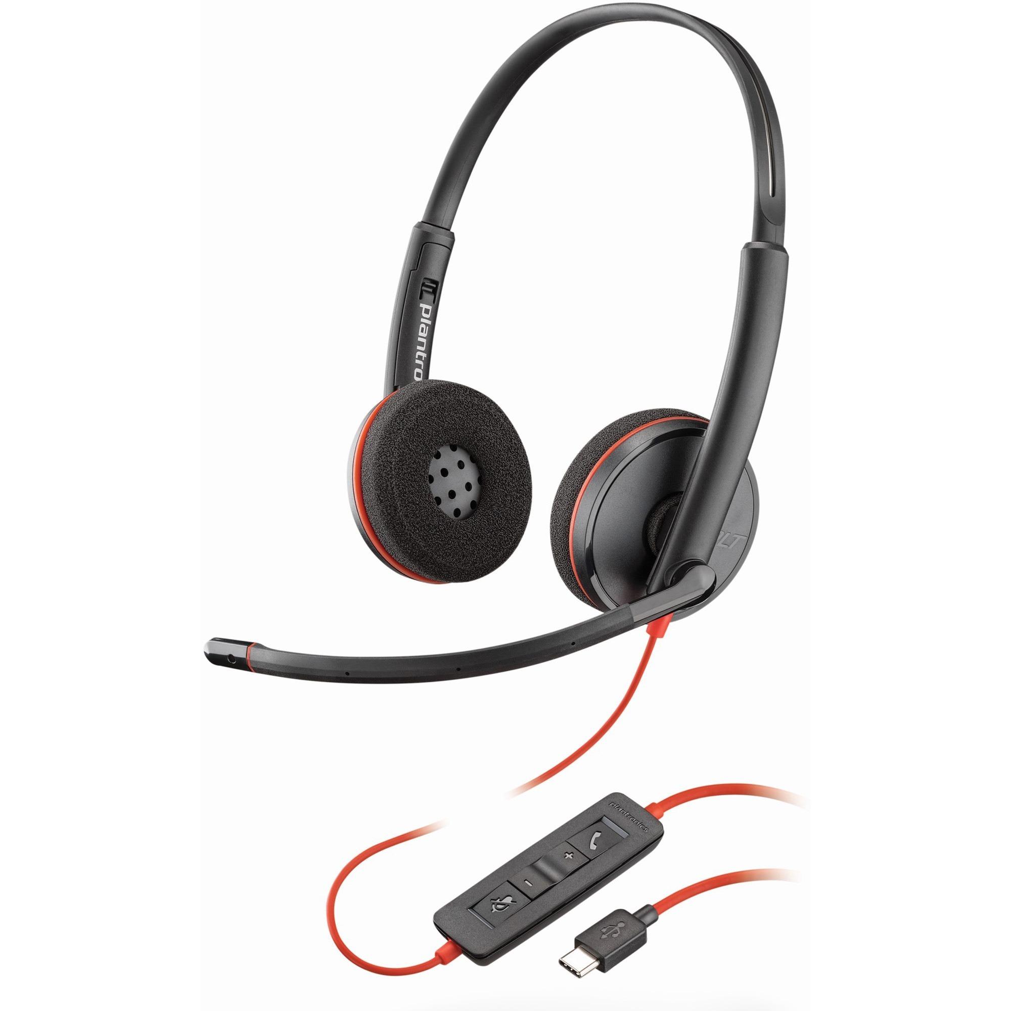 Plantronics USB Binaural Headset_subImage_1