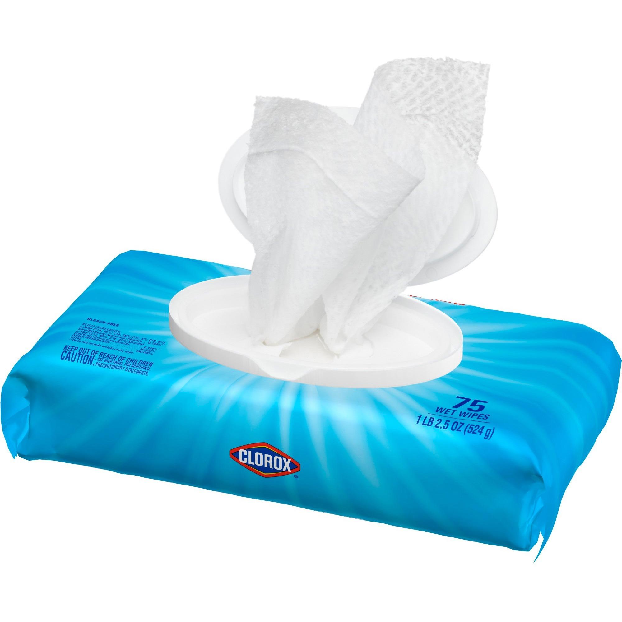Clorox Disinfecting Wipes Flex Pack