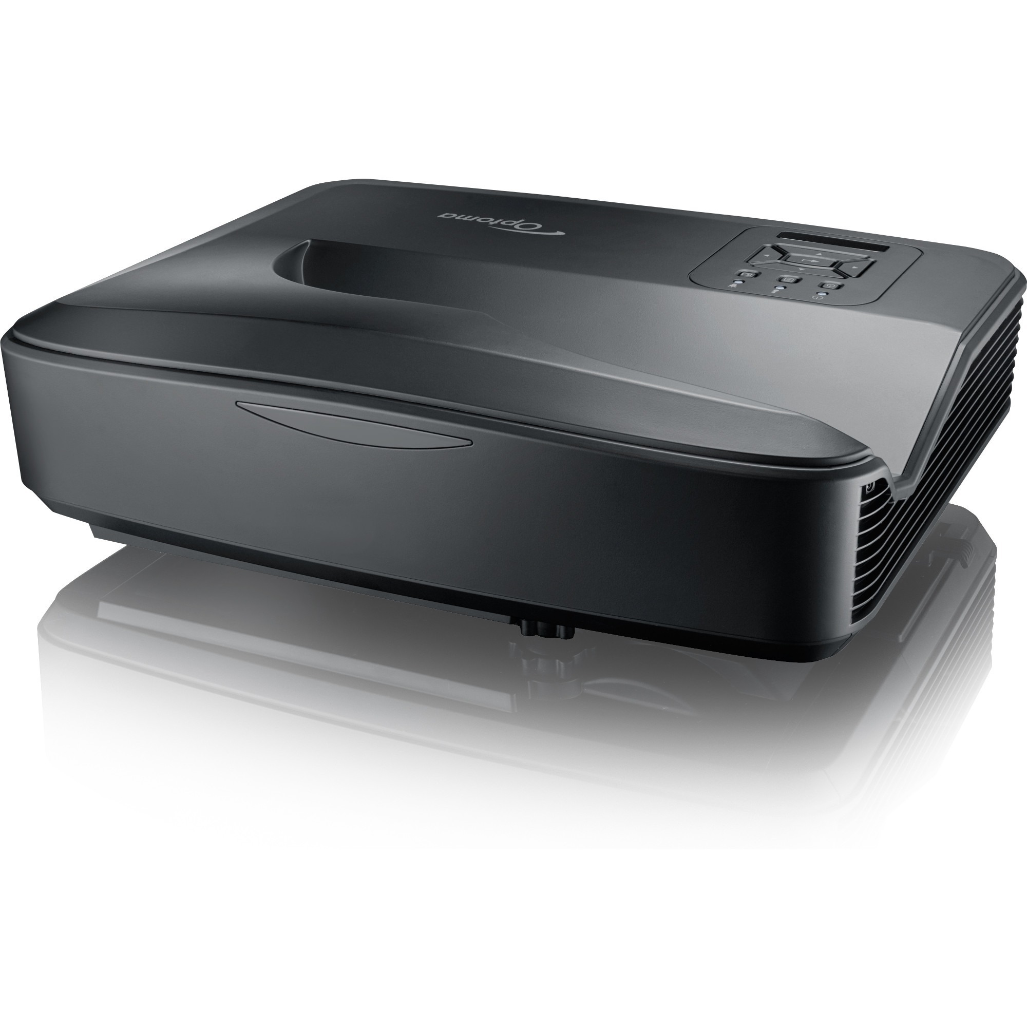 Optoma ZH420UST 3D Ready Ultra Short Throw Laser Projector - 16:9_subImage_1