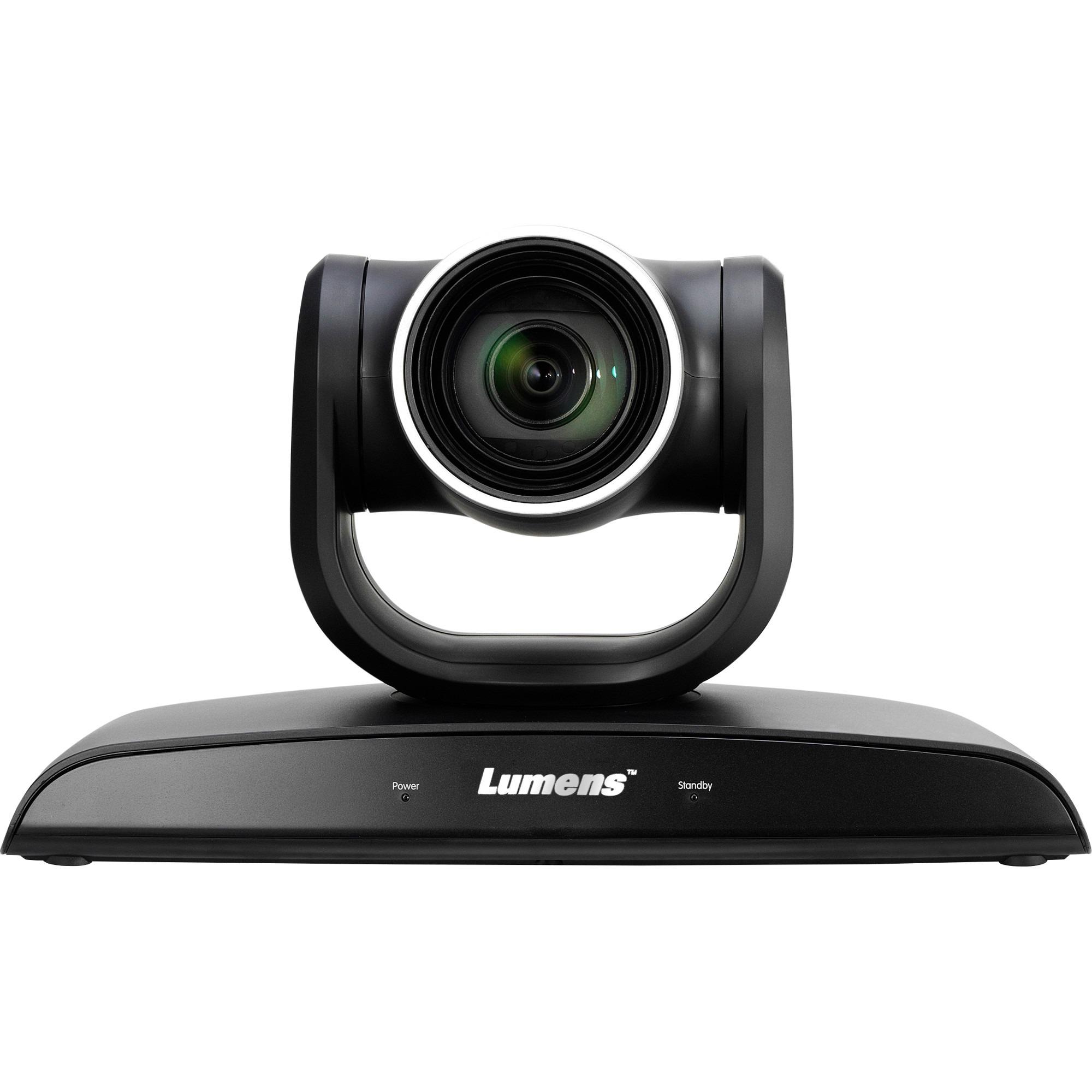 Lumens VC-B30U Video Conferencing Camera - 2 Megapixel - 60 fps - Black - USB 3.0_subImage_1