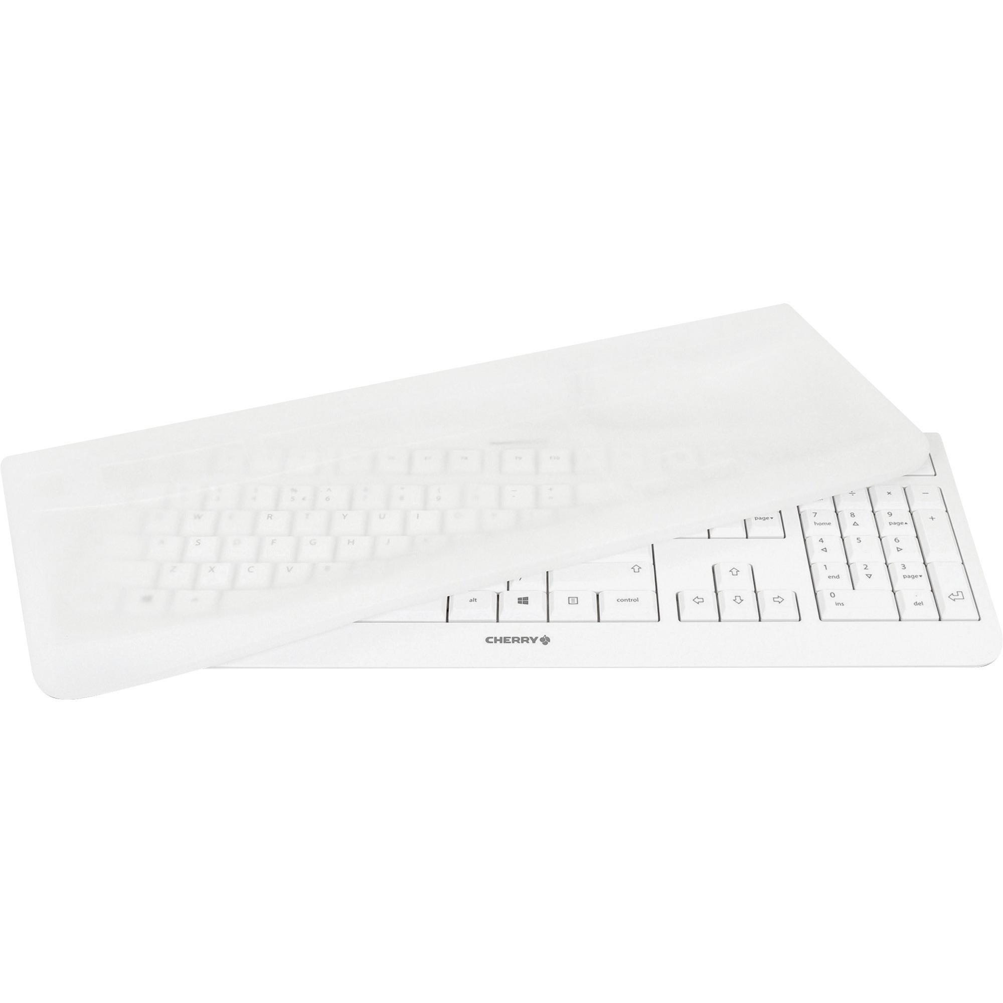 CHERRY EZClean KC1000 Covered Keyboard