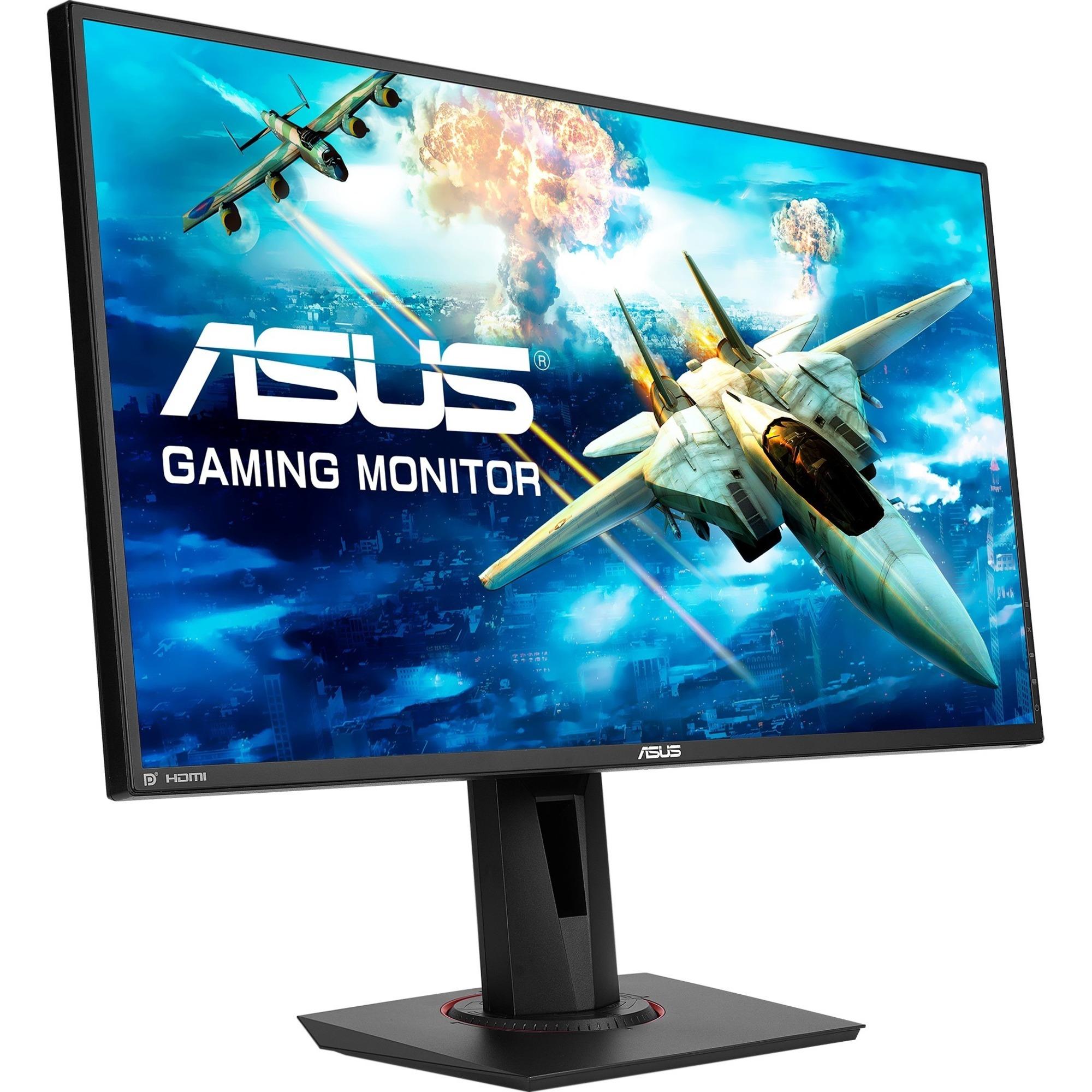 "Asus VG278QR 27"" Full HD LED Gaming LCD Monitor - 16:9 - Black_subImage_1"