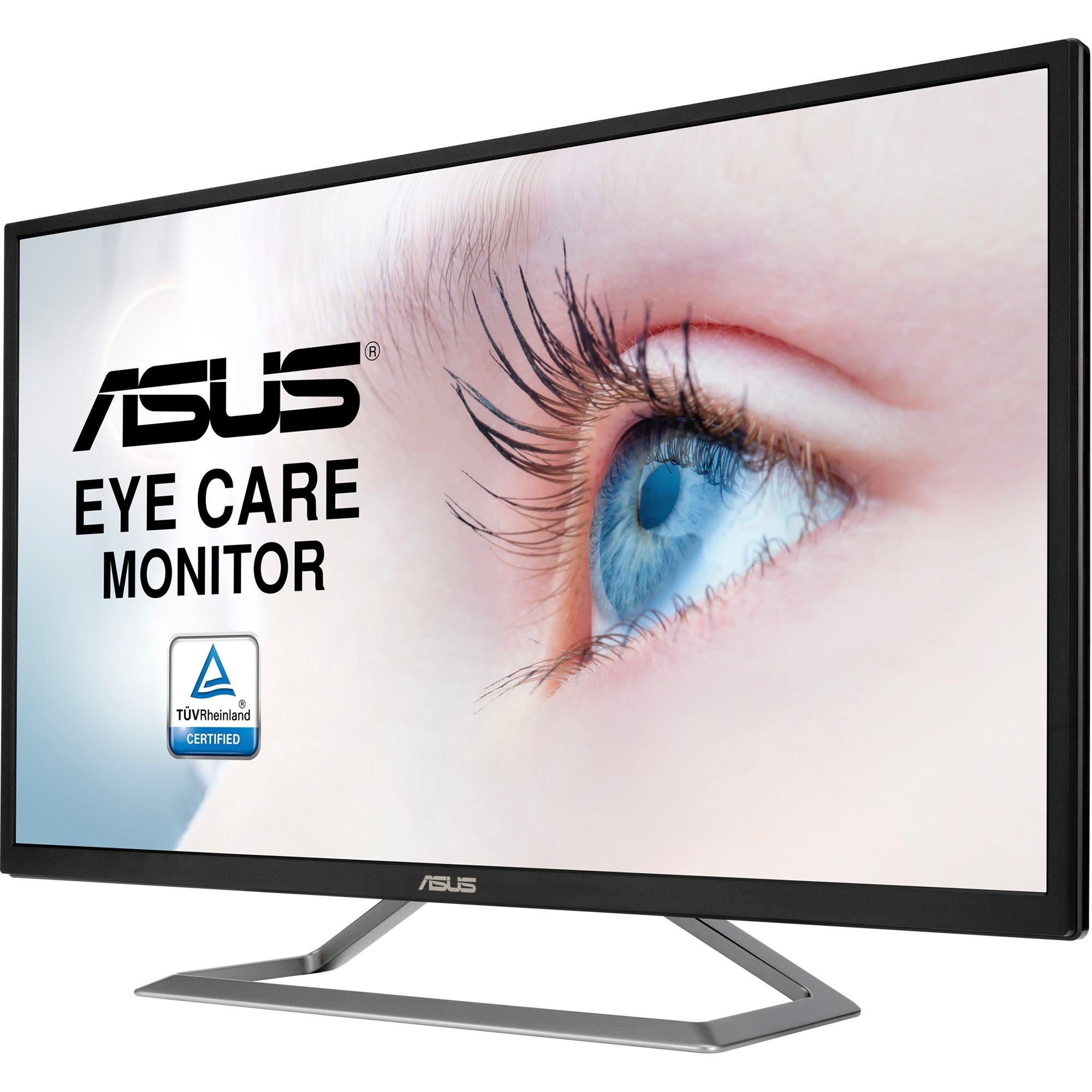 """Asus VA32UQ 31.5"""" 4K UHD LED Gaming LCD Monitor - 16:9 - Black, Silver_subImage_1"""