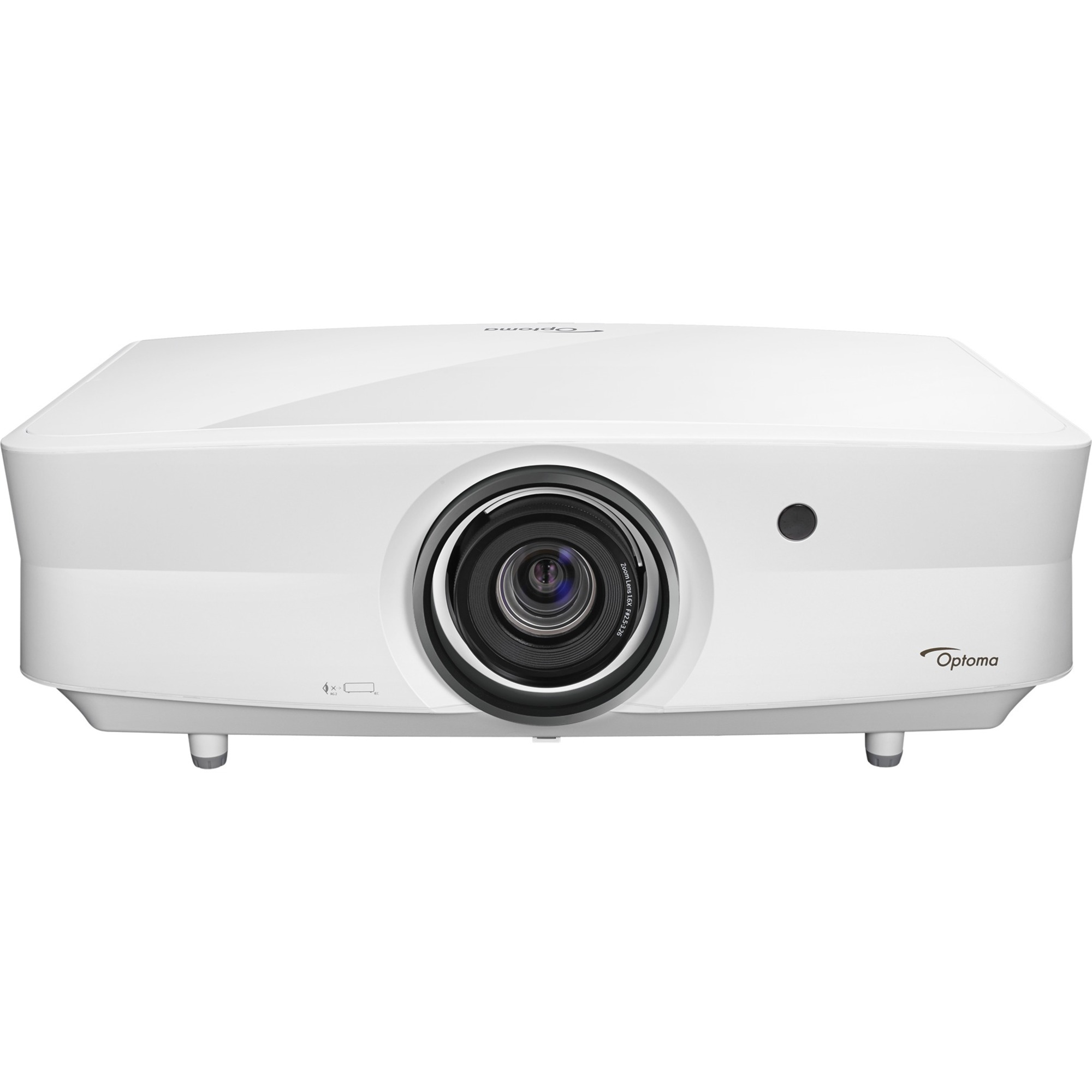 Optoma ZK507-W 3D Ready DLP Projector - 16:9 - White_subImage_1