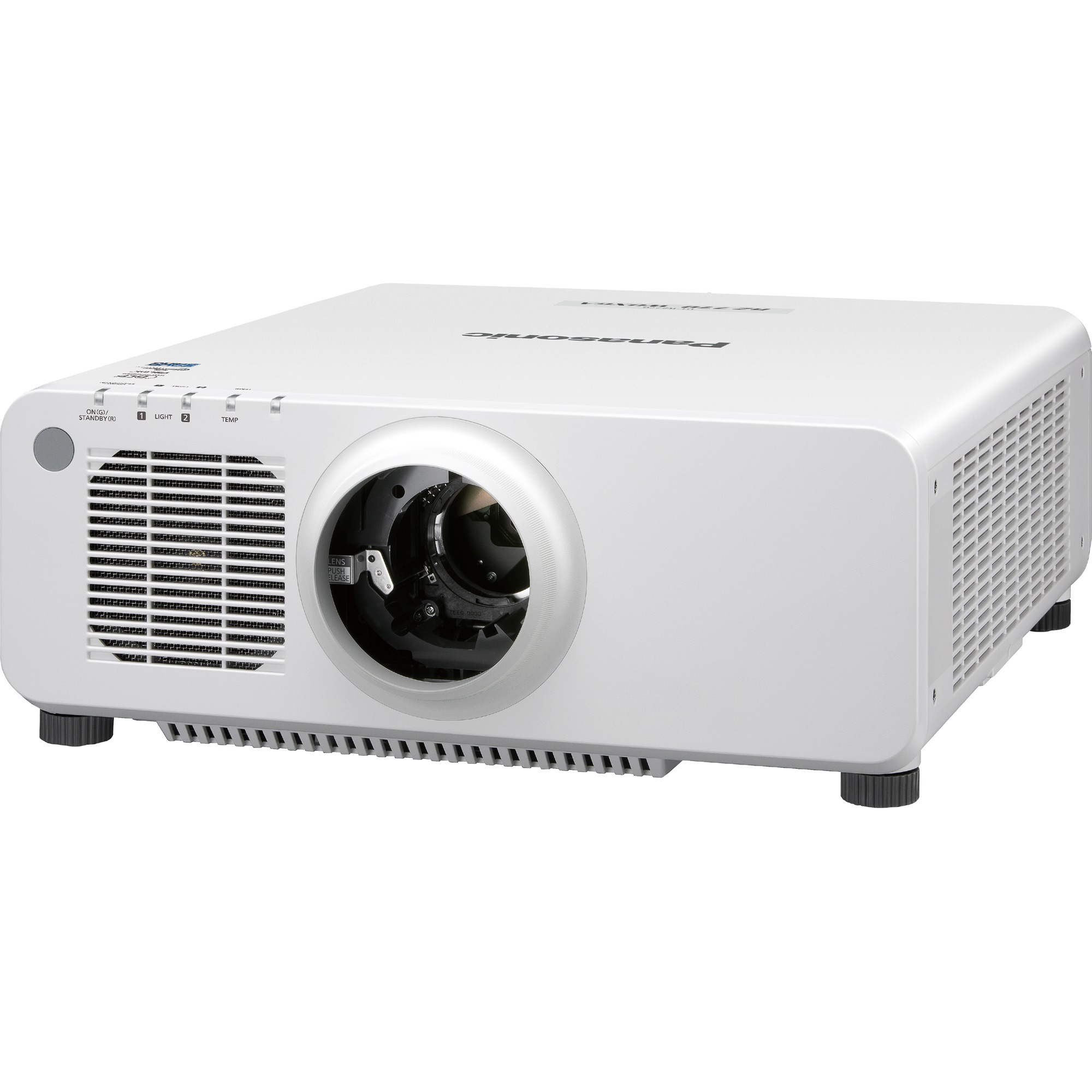 Panasonic SOLID SHINE PT-RZ770L DLP Projector - 16:10 - White_subImage_1