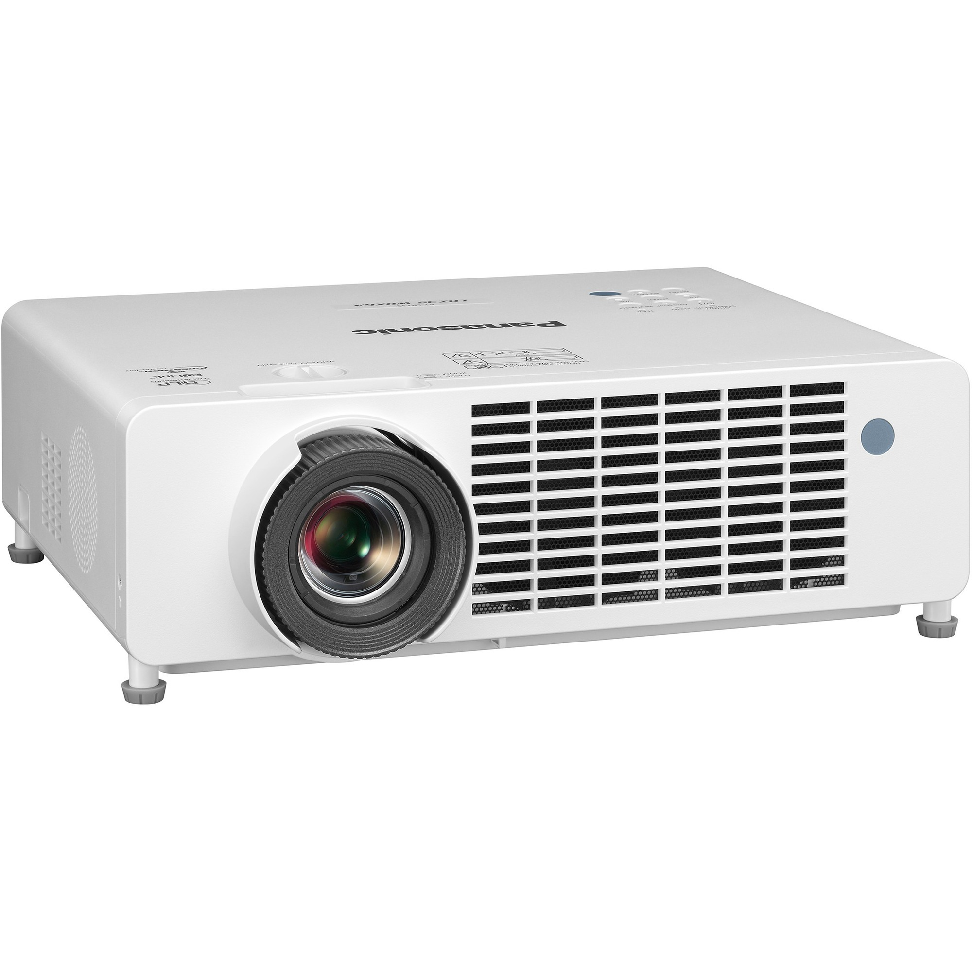 Panasonic PT-LRW35U 3D Ready DLP Projector - 16:10_subImage_1