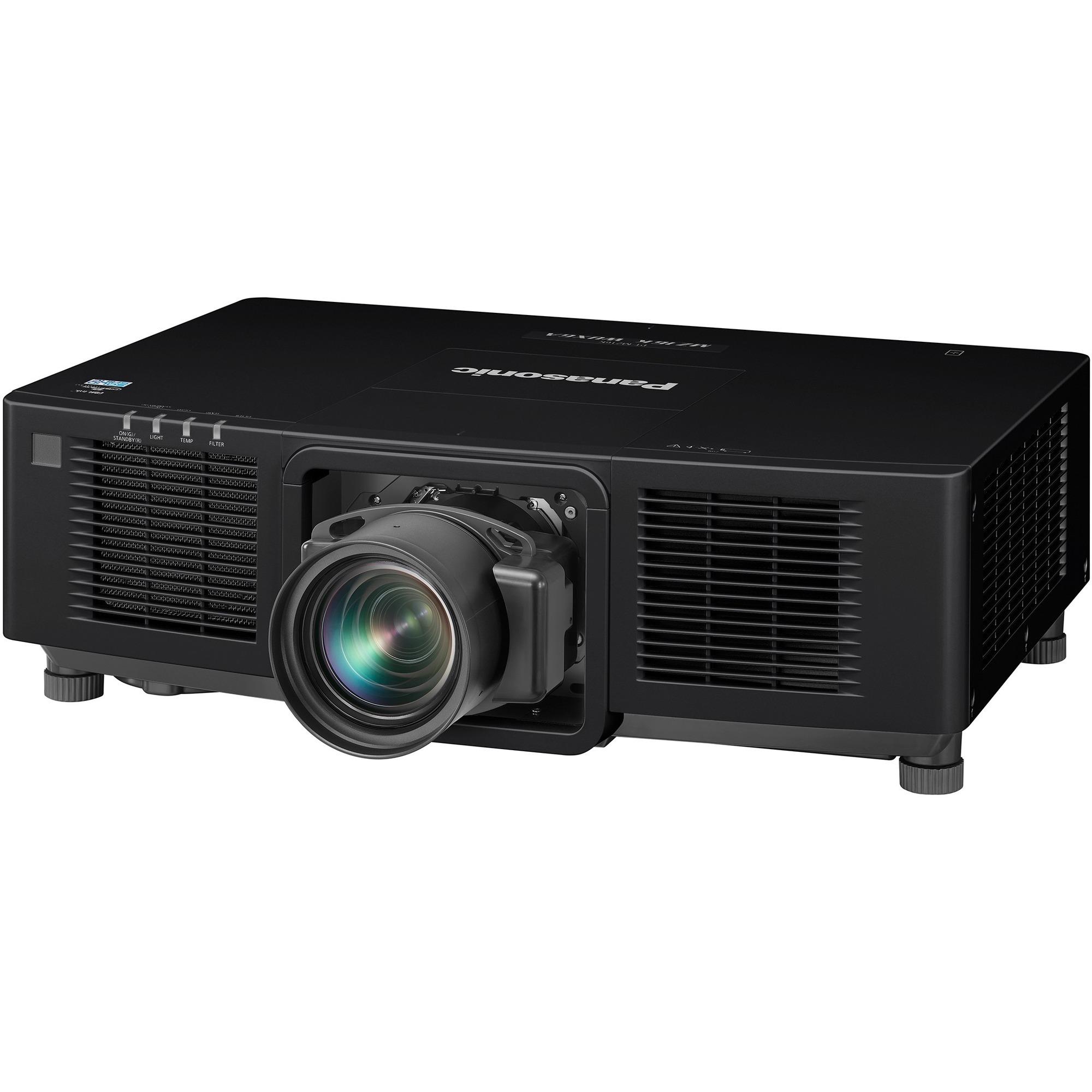 Panasonic SOLID SHINE PT-MZ10KL 3LCD Projector - 16:10 - Black_subImage_1