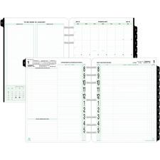 DTM 94010 Day-Timer 2PPD Loose-leaf Original Planner Refills DTM94010