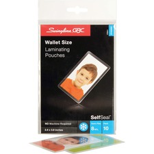 SWI 3745685 Swingline Self-Seal Self Adhesive Laminating SWI3745685