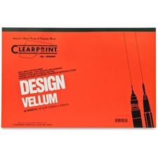 Clearprint 10001416 Vellum Pad