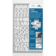 CHA 01026 Chartpak Vinyl Helvetica Style Letters/Numbers CHA01026
