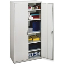 HON SC1872Q HON Light Gray Steel Storage Cabinets HONSC1872Q