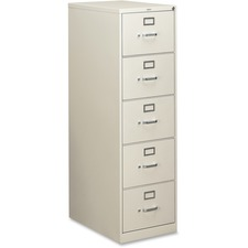 HON 315CPQ HON H310 Series Lt. Gray Drawer Vertical File HON315CPQ
