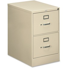 HON 512CPL HON Commercial-grade 2-drawer Vertical File HON512CPL