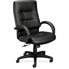 BSX VL691SP11 basyx VL690 Series Executive High-Back Chair BSXVL691SP11
