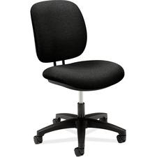 HON 5901AB10T HON ComforTask Seating Armless Task Chair HON5901AB10T