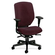 HON 6212BW69T HON Resolution 6200 Executive High-back Chairs  HON6212BW69T