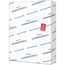 HAM 105031 Hammermill 3-Hole Punched Multipurpose Paper HAM105031