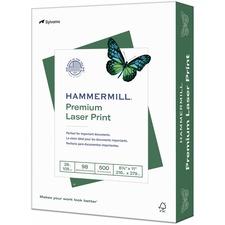 HAM 125534 Hammermill 28 lb Laser Print Paper HAM125534