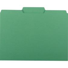 SMD 10247 Smead 1/3 Cut Interior Folders SMD10247