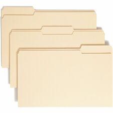 SMD 15339 Smead Top-Tab 1-Ply Manila File Folders SMD15339