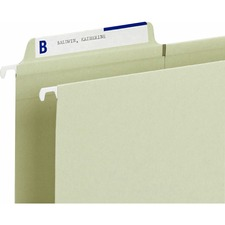 """Smead Label Protector - 1.68\"""" Length x 3.5\"""" Width - Rectangle - Self-adhesive - Clear - Polylaminate - 100 / Pack"""