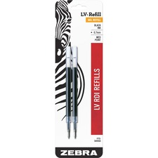 ZEB 87012 Zebra 870 Medium Point Gel Ink Pen Refills ZEB87012
