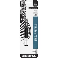 ZEB 85412 Zebra F-Series Pen Refills ZEB85412