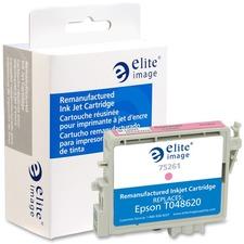 ELI 75261 Elite Image 75256/7/8/9/60/61 Rem. Ink Cartridges ELI75261