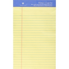 SPR 1058 Sparco Premium-grade Ruled Writing Pads SPR1058