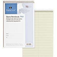 SPR P69 Sparco Steno Notebooks SPRP69