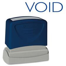 SPR 60020 Sparco VOID Blue Title Stamp SPR60020