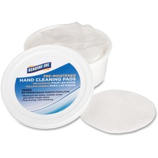 GJO 15050 Genuine Joe Pre-moistened Hand Cleaning Pads GJO15050