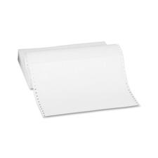 SPR 62445 Sparco Continuous-form Plain Perfd Computer Paper SPR62445