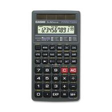 CSO FX260SOLAR Casio GED Approved Scientific Calculator CSOFX260SOLAR