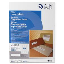 Elite Image Return Address Label - ELI 26001