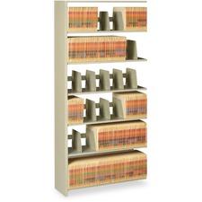 TNN 1288ACSD Tennsco Shelving Starter Unit & Add-on Shelves TNN1288ACSD