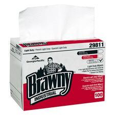 Toallita de limpieza Brawny Industrial - Equipo Electrónico