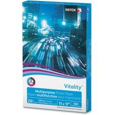 XER 3R3761 Xerox Vitality Multipurpose Printer Paper XER3R3761
