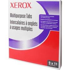 XER 3R4418 Xerox Single Straight Revolution Tabs XER3R4418