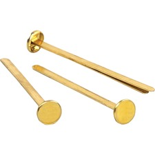 ACC 71508 ACCO 1-piece Solid Brass Fasteners ACC71508