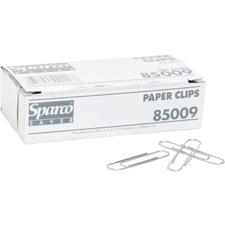 SPR 85009 Sparco Brand Paper Clips SPR85009