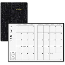 AAG 7043205 At-A-Glance Monthly Appointment Books AAG7043205